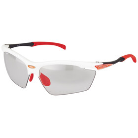 Rudy Project Agon Glasses White Gloss/ImpactX Photochromic 2 Red